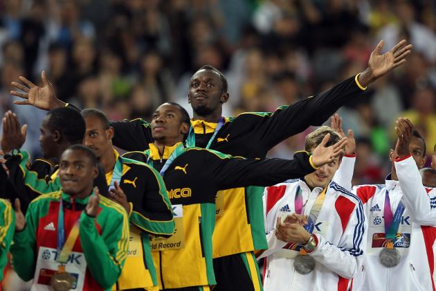 Olympic Track & Field 2012: Yohan Blake, Usain Bolt Set to Duel