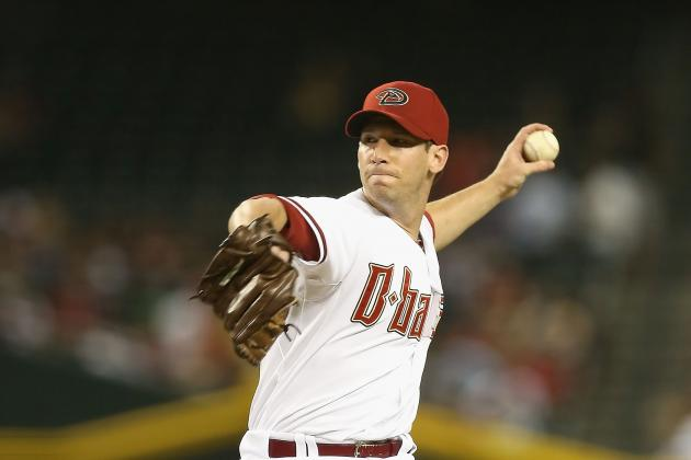 Report: Arizona Diamondbacks Craig Breslow Traded to Boston Red Sox