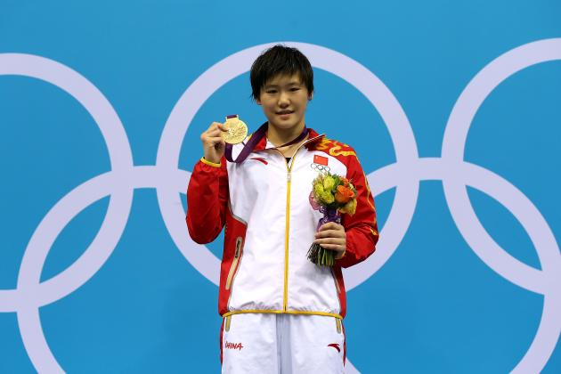 Will Ye Shiwen's Magnificent 2012 Olympics Be Overshadowed by Doping Questions?