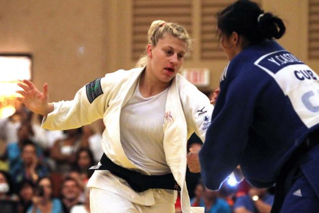 2012 Olympic Games: MMA Future for US Judo Star Kayla Harrison