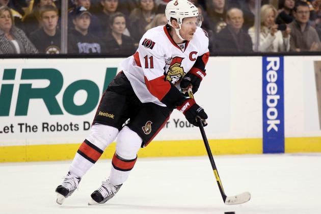 Does Daniel Alfredsson's Return Make the Senators Northeast Division Favorites?