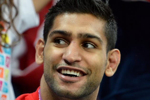 Amir Khan Doesn't Want to Lose Ever Again, Even in a Fictional World