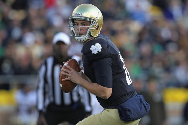 Notre Dame Football: Tommy Rees Suspended for Season Opener