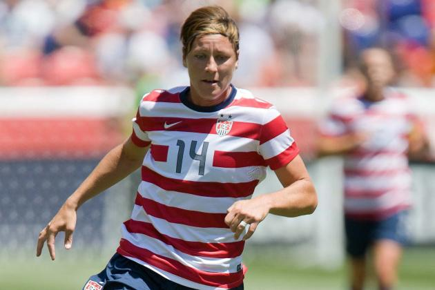 Abby Wambach: Gold Medal Will Cement Legacy as All-Time Great