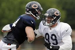 Shea McClellin: Report from Chicago Bears Training Camp