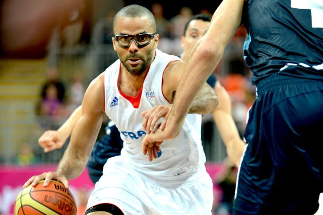 France vs. Argentina Olympic Basketball: Grades, Twitter Reaction and Analysis