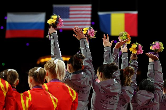 US Women's Gymnastics Olympic Team 2012: Analyzing the Significance of Gold