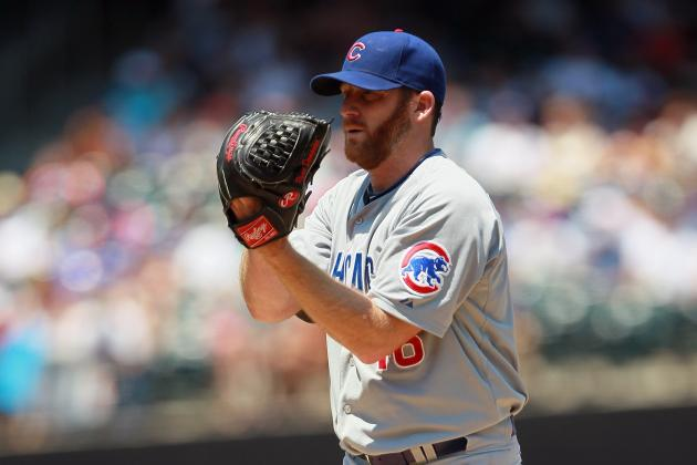 2012 MLB Trade Rumors: Details and Grades for Each Chicago Cubs Deadline Trade