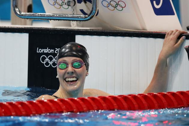 US Olympic Swimming Team: Missy Franklin and Strongest American Performers