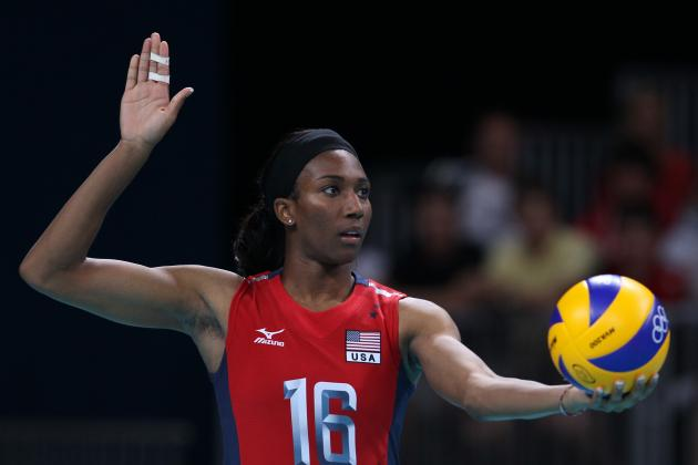 Olympic Volleyball 2012: Foes Giving USA Run for Their Money