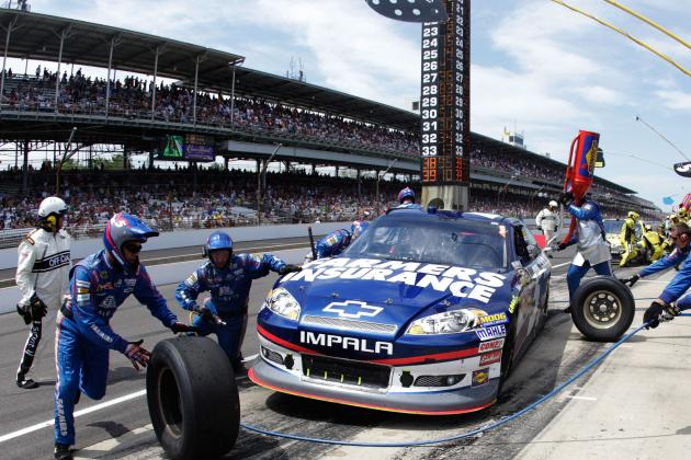 2012 Brickyard 400: The Unfixable Problem at the Ole Brickyard