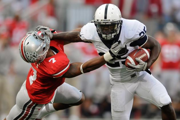 Penn State Football:  Silas Redd Announces Transfer to USC