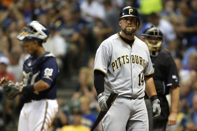 MLB Trade Deadline: Yankees Land Casey McGehee from Pirates for Chad Qualls