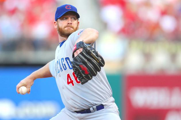 Ryan Dempster to Rangers: Trade Analysis, Grades and Twitter Reaction