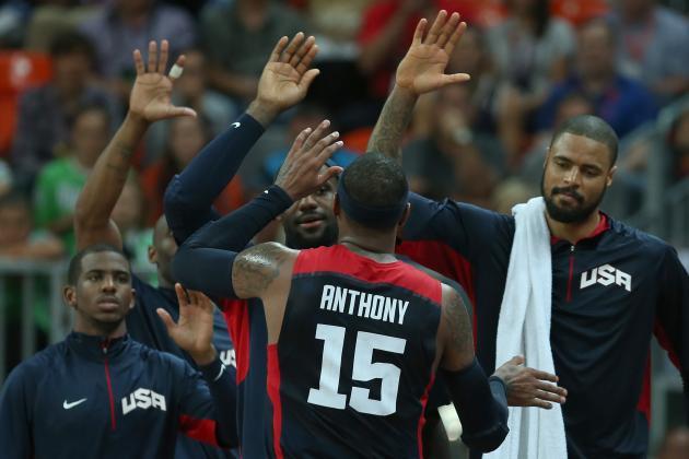 USA vs. Tunisia Score: Final Tally and Full Recap from London