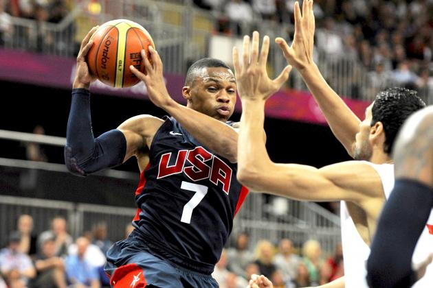 USA vs. Tunisia Olympic Basketball: Grades, Twitter Reaction and Analysis