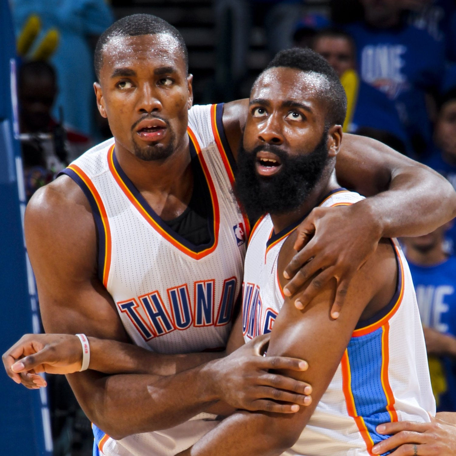 James Harden Free Agency: NBA Rumors: OKC Thunder Should Focus On Keeping Serge