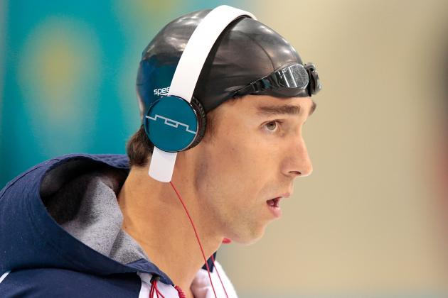 Michael Phelps' 200-Meter Finish: Historic American Doesn't Have the Same Edge