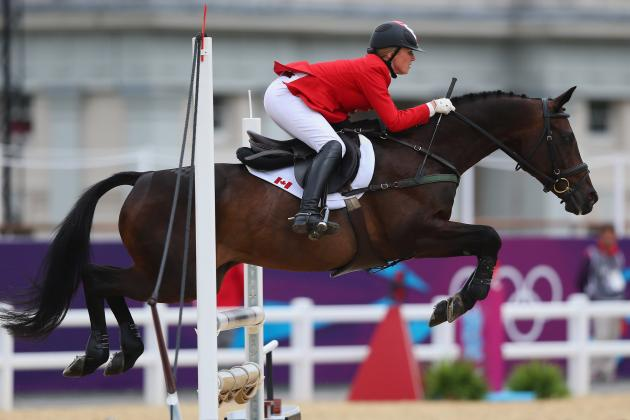 2012 Summer Olympics: Ex-Race Horse War Buckaroo Is Canadian Olympic Hero