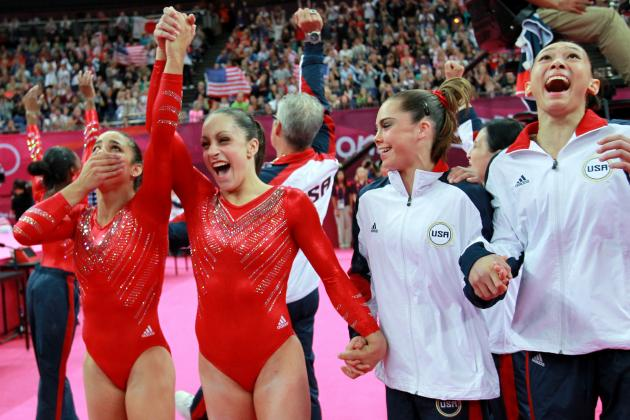 Women's Olympic Gymnastics 2012: US Captaincy Pushes Aly Raisman to New Heights