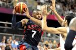 Team USA Thrashes Tunisia