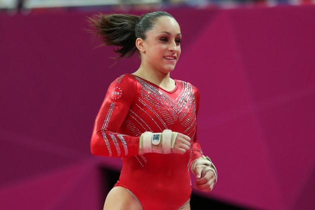US Women's Gymnastic Olympic Team 2012: Jordyn Wieber's Showing Speaks Volumes