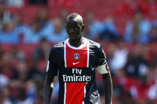 PSG's Mamadou Sakho Unlikely to Call Arsenal or Liverpool Home