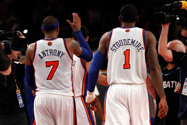 New York Knicks: Who Will Bring the Hype to the Garden in 2012?