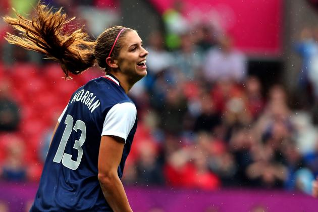 Women's Olympic Soccer TV Schedule: When and Where to Catch Medal-Round Matchups