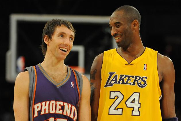 Can Nash, Jamison and the Princeton Offense Lead the L.A Lakers to the Finals?