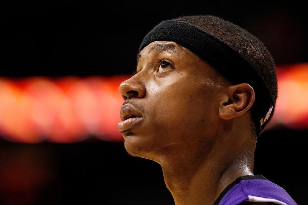 Sacramento Kings: Isaiah Thomas Could Win the 2013 Most Improved Player Award