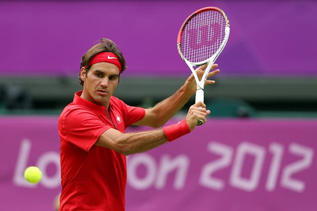 Men's Olympic Tennis TV Schedule: When and Where to Catch Third Round Action