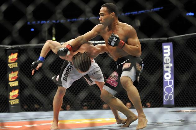 UFC on FX 5: 6 New Fights Announced Including Potential Title Eliminator
