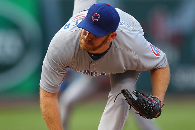 Texas Rangers Reportedly Acquire Ryan Dempster from Cubs in Deadline Deal