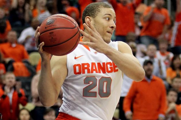 Syracuse Basketball: Why Brandon Triche Will Lead Orange in Scoring This Year