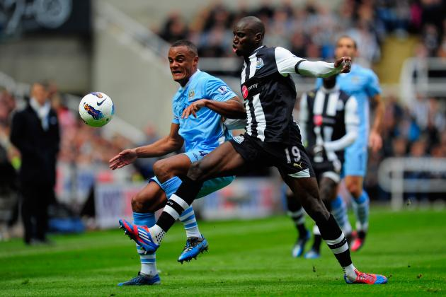 Demba Ba Will Stay with Newcastle United After His Buyout Clause Expires