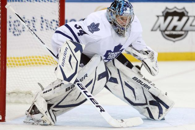 Can Toronto Maple Leafs Survive with James Reimer and Ben Scrivens in Net?