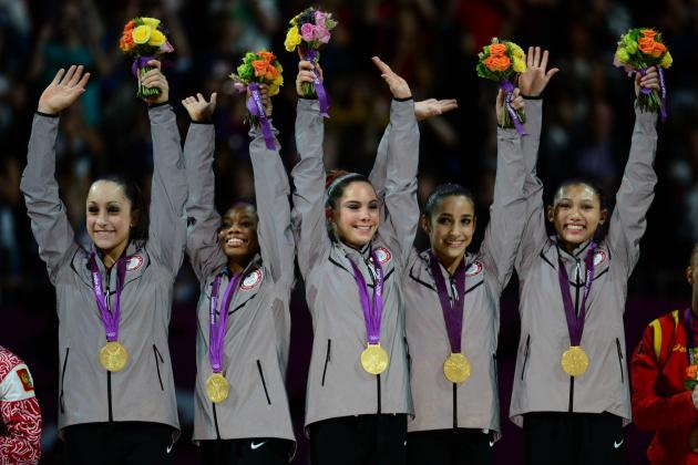 Fab 5 Gymnastics: Hometown Support Gives Lift to US Women's Team
