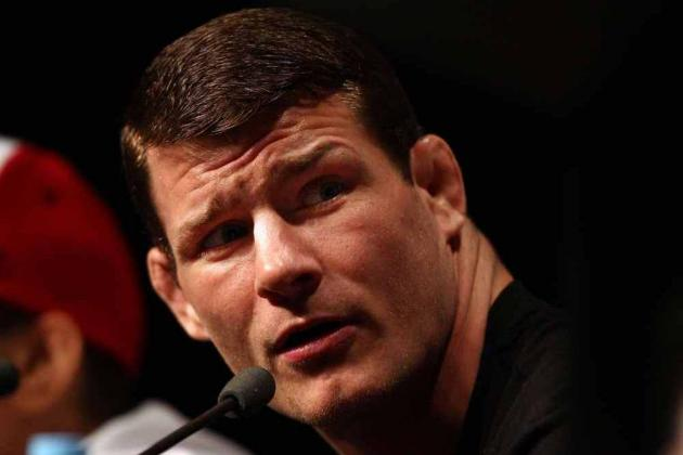 "UFC on FOX 4: Michael Bisping Takes a Sly Shot at Mauricio ""Shogun"" Rua"