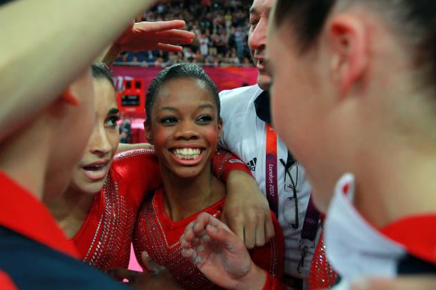 Gabby Douglas' Dominance on Bars Will Push Her over the Top in All-Around