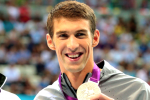 Phelps Sets Record with 19th Olympic Medal