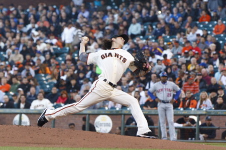 Tim Lincecum Credits Buster Posey After Giants Win