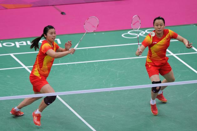 London 2012: Badminton Players Throwing Matches Gives Olympics Black Eye
