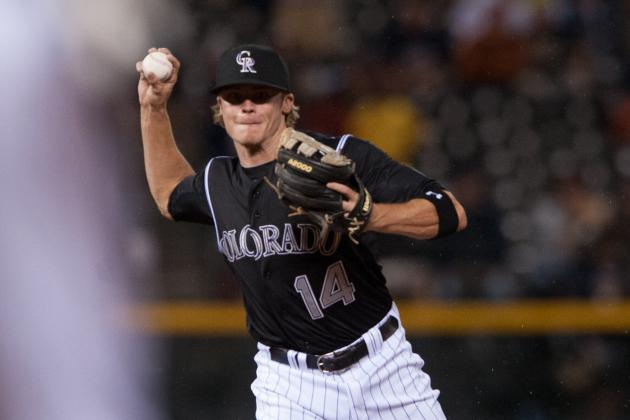 Colorado Rockies Quiet on Deadline Day, Dream of Tulo-Rutledge Future
