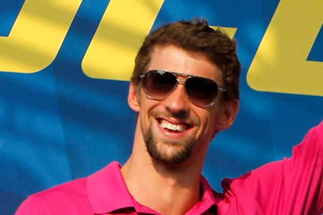 Michael Phelps: Baltimore's Hometown Olympics Hero