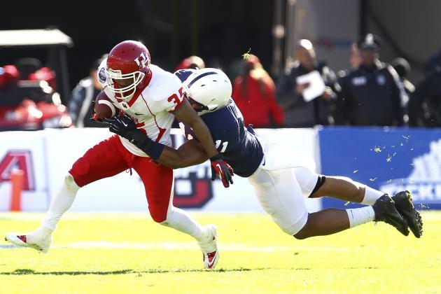 Penn State Football: Former 4-Stars Transferring Hurts PSU's Base of Talent