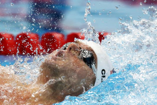 Tyler Clary: Olympic Swimmer Wise to Lay off Attack on Michael Phelps