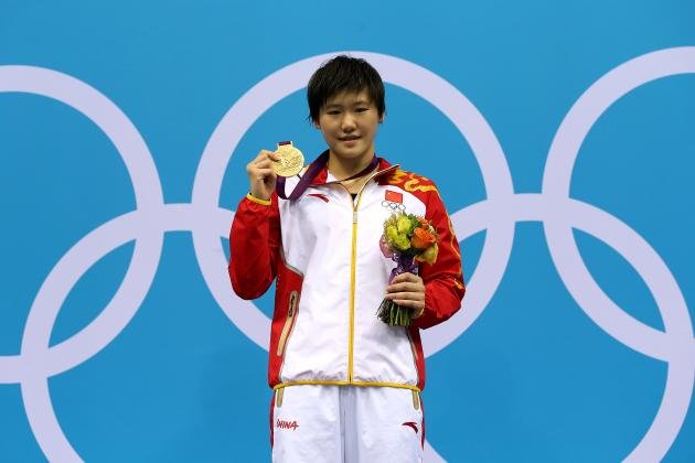 Ye Shiwen: Allegations Will Not Stop Teen from Becoming Swimming's Next Big Star