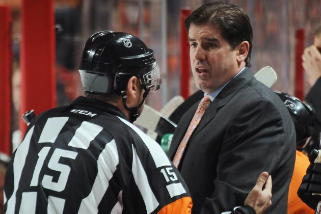 Flyers, Laviolette Agree to Contract Extension