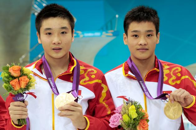 Olympic Diving: Why China Will Keep Momentum Rolling